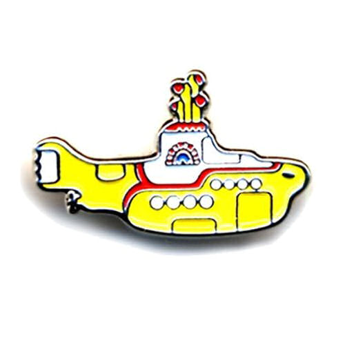 The Beatles Yellow Submarine Pin Badge
