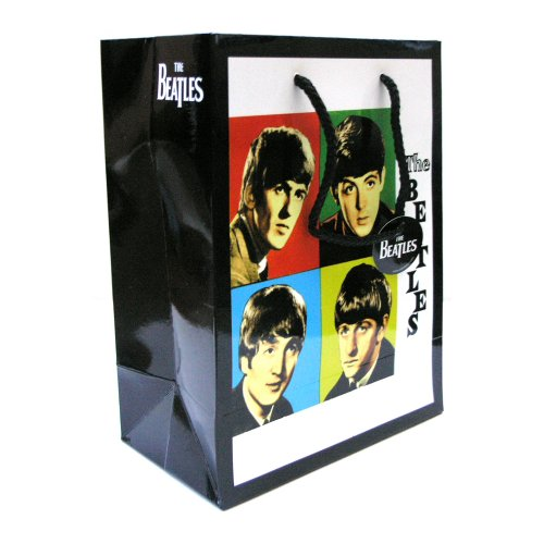 The Beatles Early Years (Four Colours) Small Gift Bag