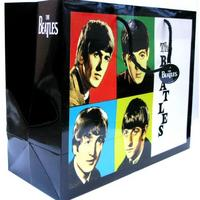The Beatles Early Years (Four Colours) Large Gift Bag Thumbnail 1
