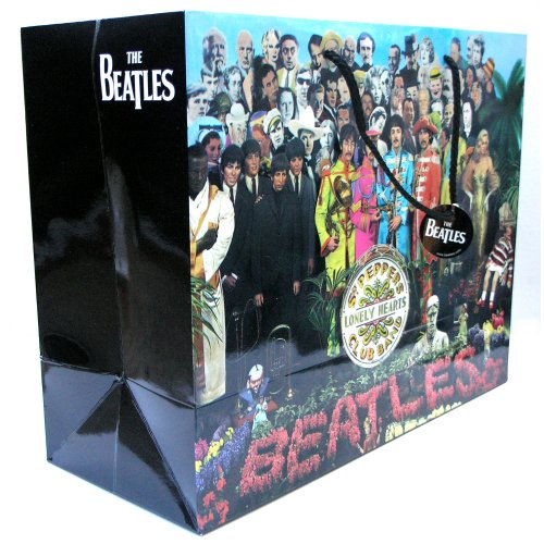 The Beatles Sgt Pepper Large Gift Bag