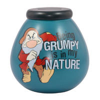 Being Grumpy Is In My Nature Ceramic Money Box