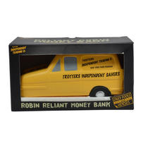 Only Fools & Horses Trotters Independent Savers Reliant Robin Ceramic Money Box
