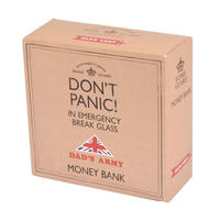Dad's Army Don?t Panic Emergency Money Box Thumbnail 2