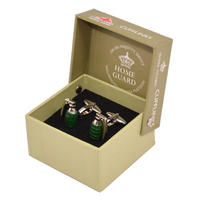 Dad's Army Hand Grenade Cufflinks Thumbnail 2