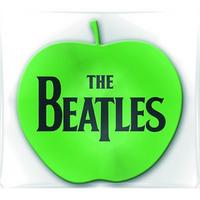 The Beatles Apple Rubber Fridge Magnet