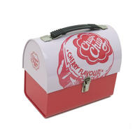 View Item Chupa Chups Tin Tote/Lunch Box