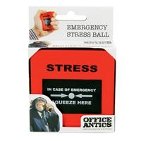 Emergency Button Stress Ball