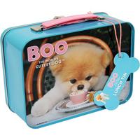View Item Boo The World's Cutest Dog Tin Tote/Lunch Box