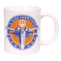 Star Wars X-Wing Commander Mug