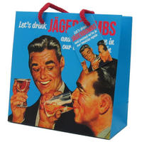 Let's Drink Jagerbombs And Pretend We're In Our Twenties Again! Medium Gift Bag & Tag
