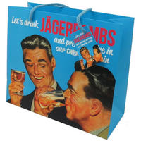 Let's Drink Jagerbombs And Pretend We're In Our Twenties Again! Large Gift Bag & Tag