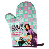 Housework Can't Kill Single Oven Glove