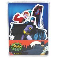 1966 Batman & Robin 14 Piece Magnet Set