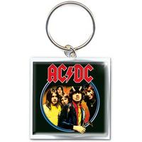 AC/DC Highway To Hell Metal Keyring