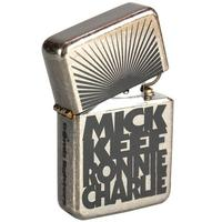 Mick Keef Ronnie Charlie Lighter ...by Bomblighters