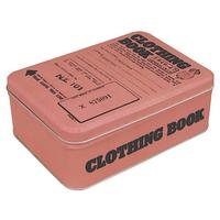 Clothing Ration Book Sewing Kit In A Tin