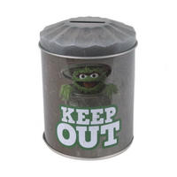 Oscar The Grouch Money Box