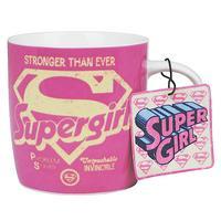 Supergirl Stoneware Mug