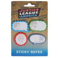 Justice League America Sticky Notes