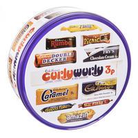Cadbury's Retro Wrappers Round Storage Tin