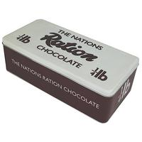 The Nation's Ration Chocolate Storage Tin