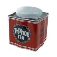 "Typhoo Tea ""The T That Stands For Taste"" Tea Caddy"