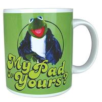 The Muppets Kermit The Frog Mug