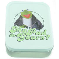 Kermit The Frog Collectors Tin