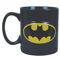 Batman Embossed Figure & Logo Mug Thumbnail 2