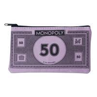 Monopoly �50 Zipped Purse
