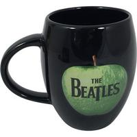 The Beatles Logo Embossed Oval Mug Thumbnail 2