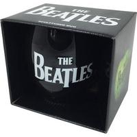 The Beatles Logo Embossed Oval Mug Thumbnail 3