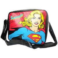 Supergirl Face Shoulder Bag