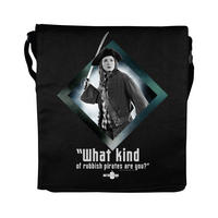 "View Item Doctor Who ""Amy Rubbish Pirates"" Folder Bag"