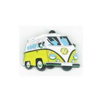VW Camper Van PVC Magnet