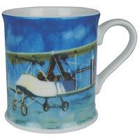 WW1 Biplane Mug