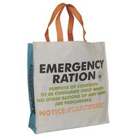 WW2 Emergency Ration Reusable Shopper Bag