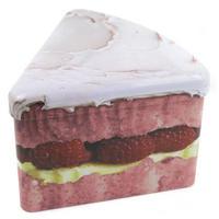 Raspberry Sponge Cake Slice Tin