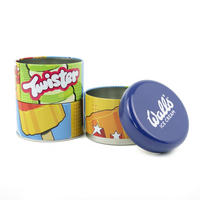 Wall's Classic Lollies Set Of 3 Stacking Tins