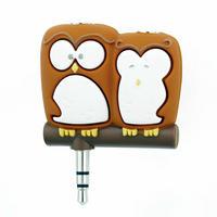 Owls Headphone Splitters