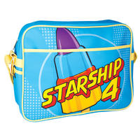 Wall's Classic Starship Lolly Shoulder Bag