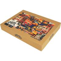 Golden Age of Travel 1000 Piece Jigsaw Puzzle