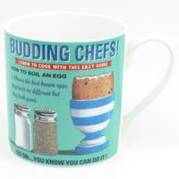 "Budding Chefs! ""How To Boil An Egg"" Mug"