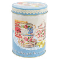 There's Nothing Quite Like A Nice Cup Of Tea Tin Canister