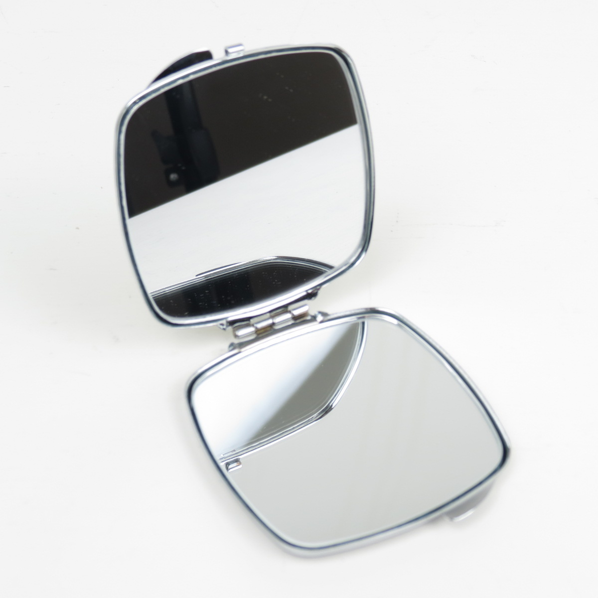 BOTH OF US CANT LOOK GOOD AT THE SAME TIME COMPACT MIRROR MAKE-UP RETRO GIFT
