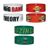 Big Bang Theory Wristband