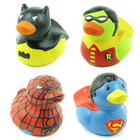 Superhero Duck Ceramic Money Boxes