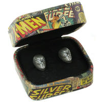 Spider-Man Face Cufflinks