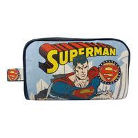 DC Comics Vintage Superman Wash Bag