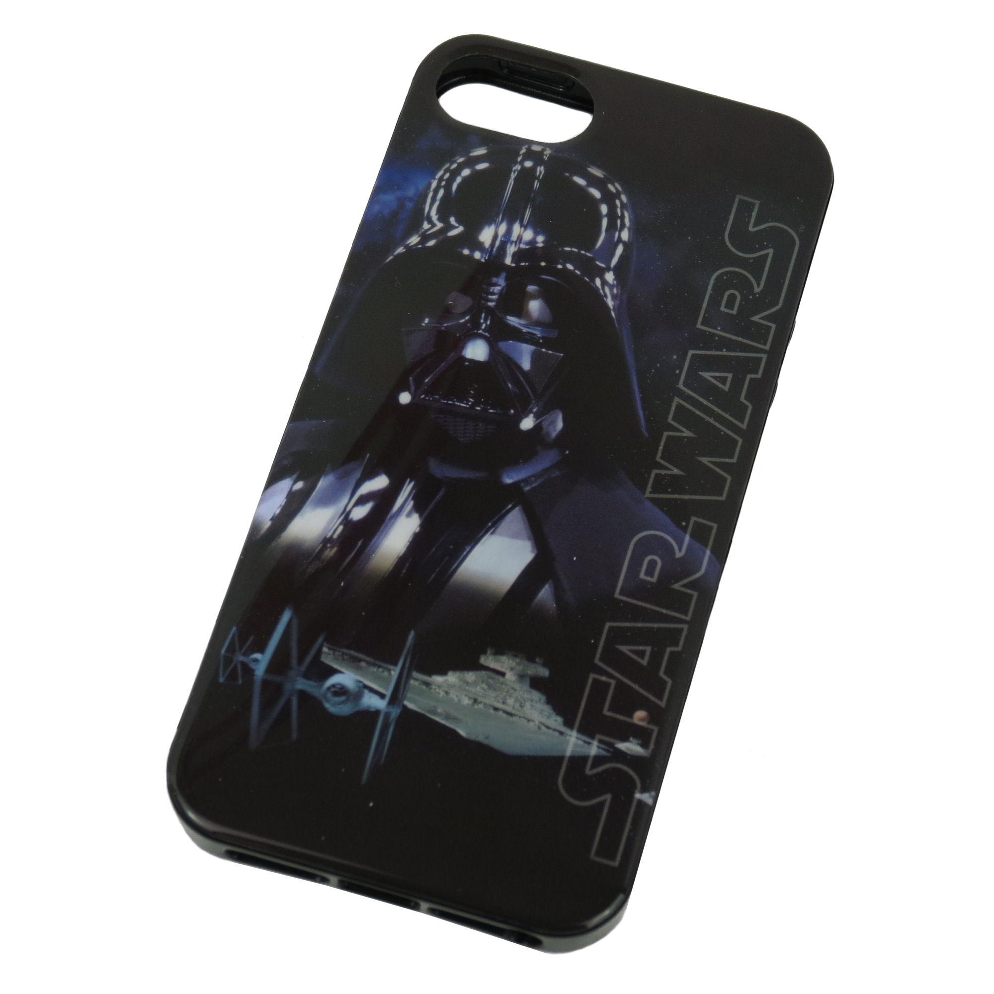 DARTH VADER IPHONE 5 5S HARD CASE RETRO STAR WARS COVER ...
